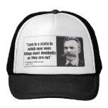 Nietzsche: Love Trucker Hat