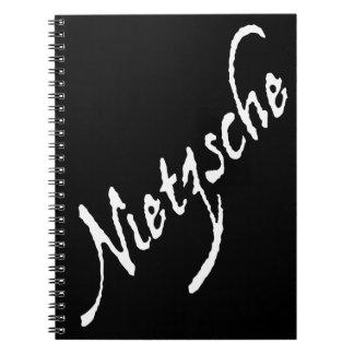 """NIETZSCHE"" NOTEBOOK"
