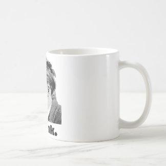 Nietzsche - piense la taza