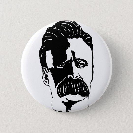 Nietzsche Pinback Button