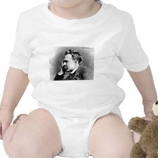 Nietzsche porqué regalos y tarjetas de la cita d trajes de bebé