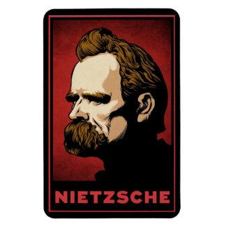 Nietzsche Premium Flexi Magnet