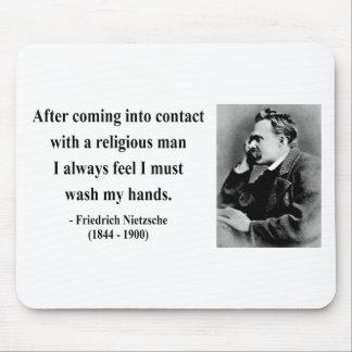 Nietzsche Quote 3b Mouse Pad