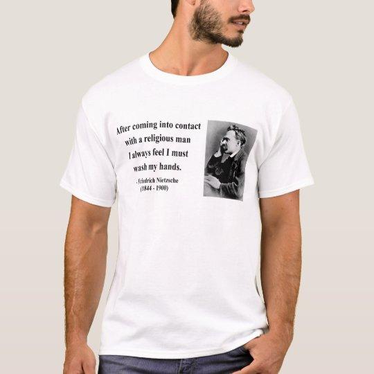 Nietzsche Quote 3b T-Shirt
