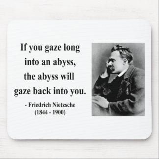 Nietzsche Quote 4b Mouse Pad