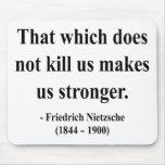 Nietzsche Quote 5a Mousepad