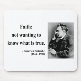 Nietzsche Quote 5b Mouse Pad
