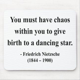 Nietzsche Quote 6a Mouse Pad