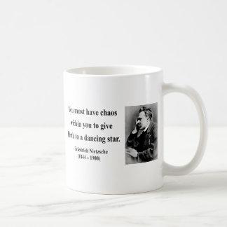 Nietzsche Quote 6b Classic White Coffee Mug