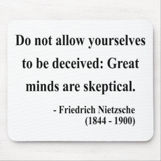 Nietzsche Quote 9a Mouse Pad