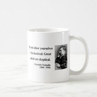 Nietzsche Quote 9b Coffee Mug