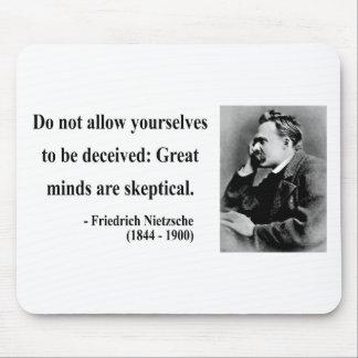 Nietzsche Quote 9b Mouse Pad