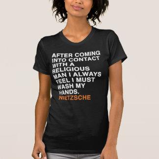 NIETZSCHE Quote Tshirts
