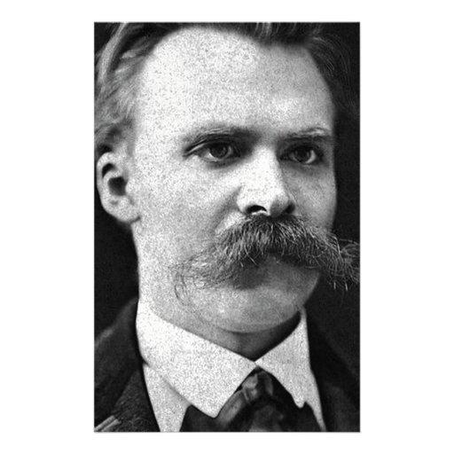 Nietzsche Custom Stationery