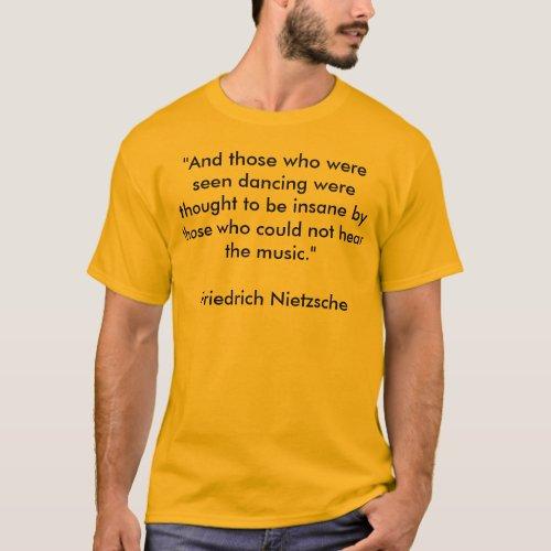 Nietzsche T_Shirt