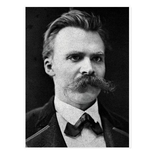 Nietzsche Tarjeta Postal
