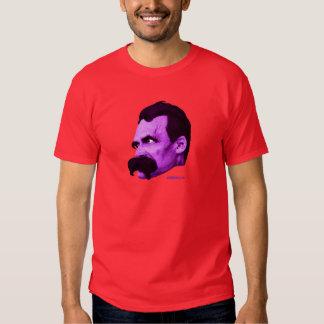 Nietzsche - The Beautiful Face the Awful Truth Shirt