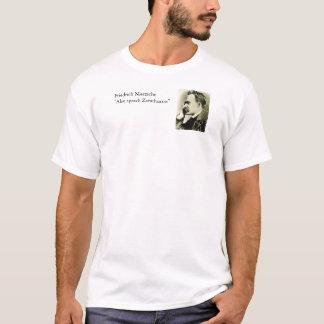 Nietzsche's famous quote T-Shirt