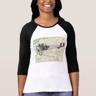 Nieuport17_Map T-Shirt