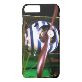 Nieuport 28 Biplane Fighter iPhone 7 Case