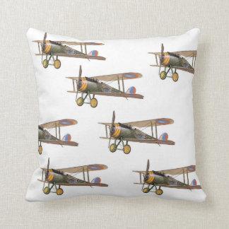 Nieuport 28 Biplane pIllow