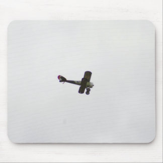 Nieuport 28 Model In Flight Mouse Pad