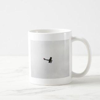 Nieuport 28 Model In Flight Classic White Coffee Mug