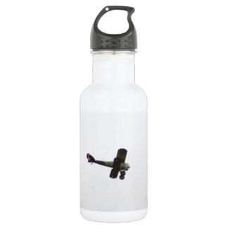 Nieuport 28 Model In Flight Stainless Steel Water Bottle