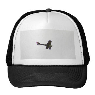 Nieuport 28 Model In Flight Trucker Hat