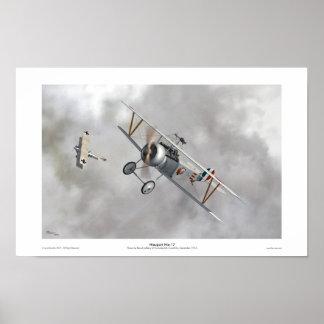 Nieuport Nie.17 Poster