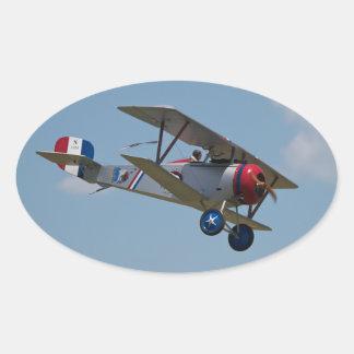 Nieuport Stickers