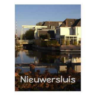 Nieuwersluis Postales