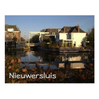 Nieuwersluis Postal