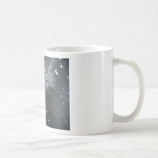 Nieve 2 taza básica blanca