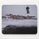 Nieve Alfombrilla De Ratones