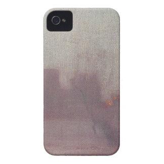 Nieve de Chelsea del cuadrado de Trafalgar del iPhone 4 Case-Mate Protector