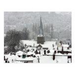 Nieve de Godalming Postal