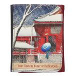 Nieve de Kawase Hasui en el arte del hanga de Ueno