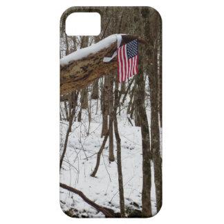 Nieve de la libertad iPhone 5 Case-Mate protector