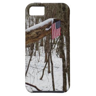 Nieve de la libertad iPhone 5 protector
