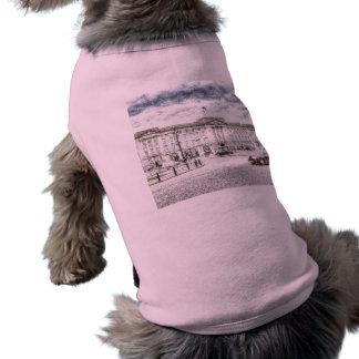 Nieve del Buckingham Palace Playera Sin Mangas Para Perro