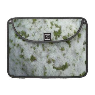 Nieve en hierba funda para macbook pro