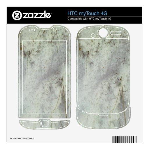 Nieve en la tierra HTC myTouch 4G calcomanías