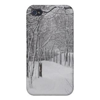 Nieve Forrest iPhone 4 Fundas