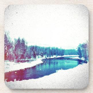 Nieve H2O Posavasos