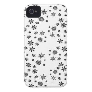 ¡Nieve! iPhone 4 Case-Mate Carcasas