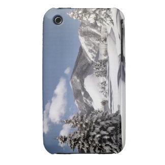 Nieve recientemente caida funda para iPhone 3 de Case-Mate