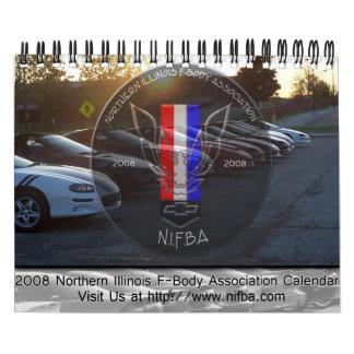 NIFBA Calendar
