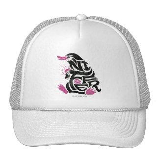 Niffler Typography Graphic Trucker Hat