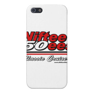 Niftee50ees Classic Cruisers Logo iPhone 5 Covers